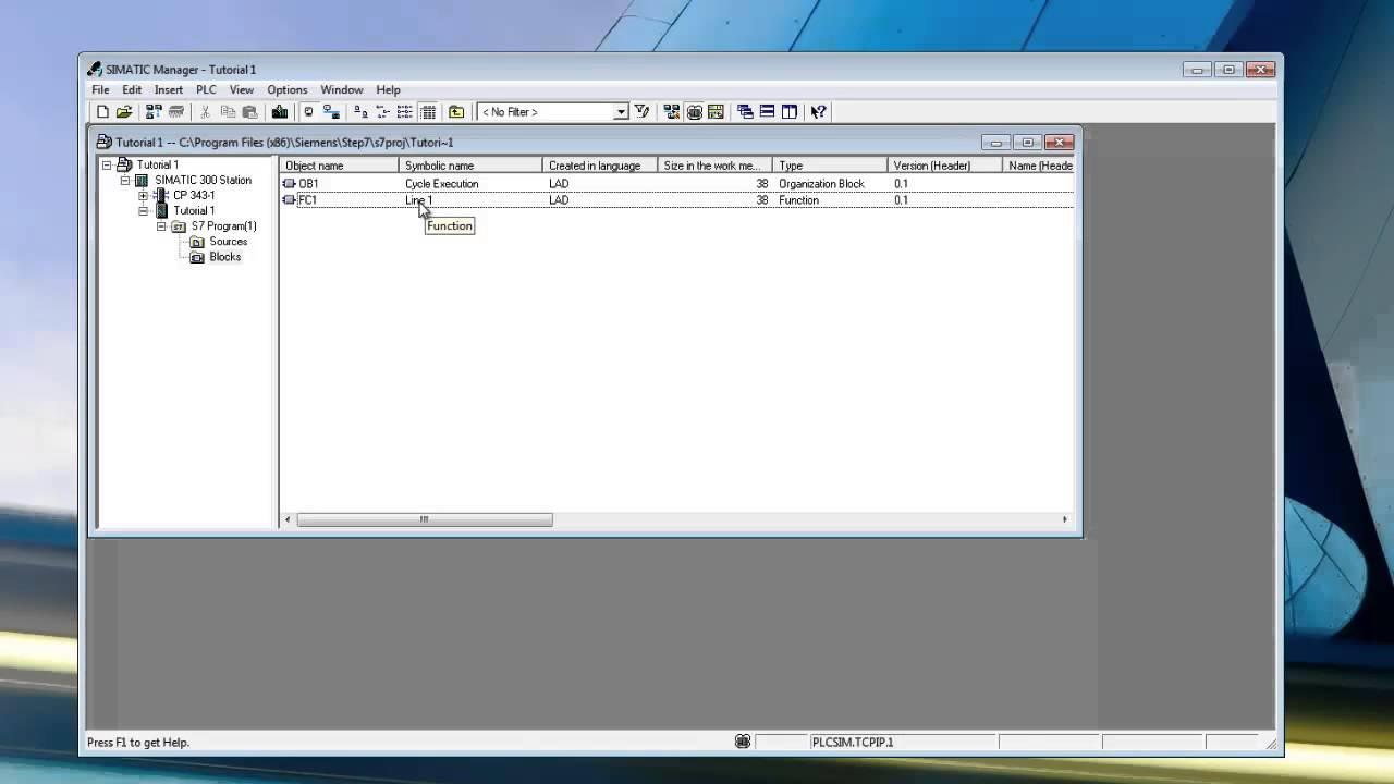 Siemens software » free plc software.