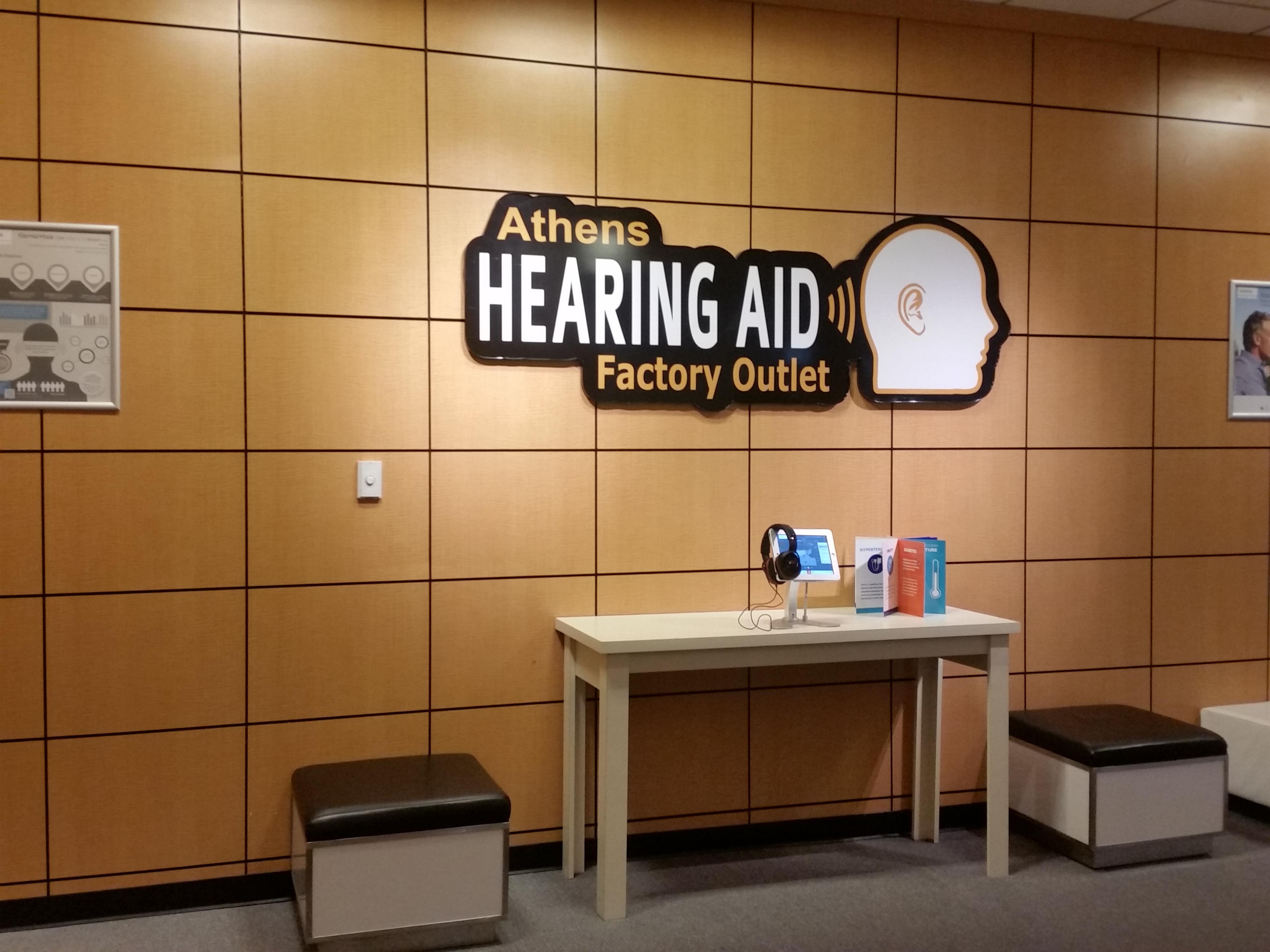 Athen ga hearing aids